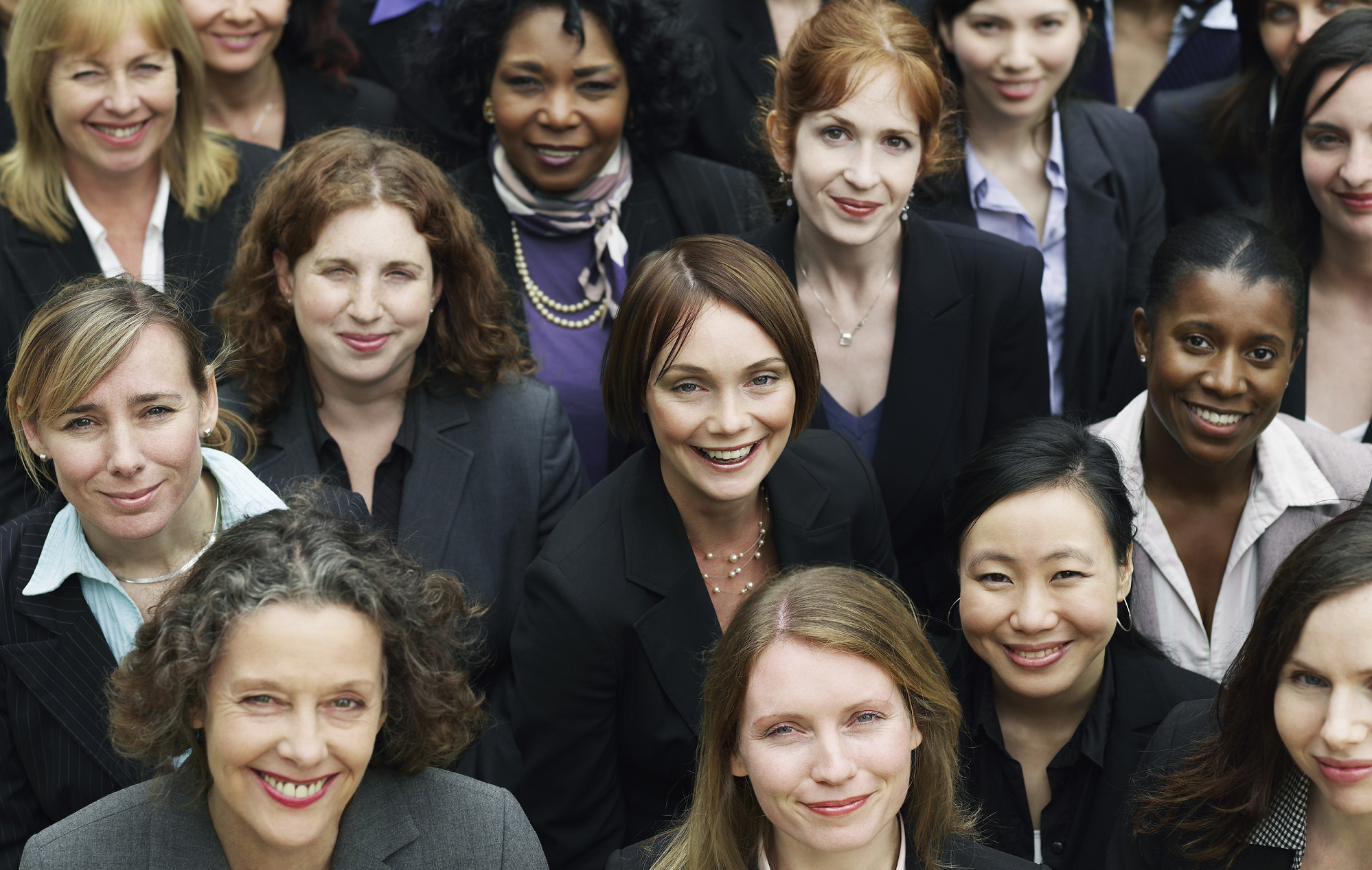 Group of women superintendents