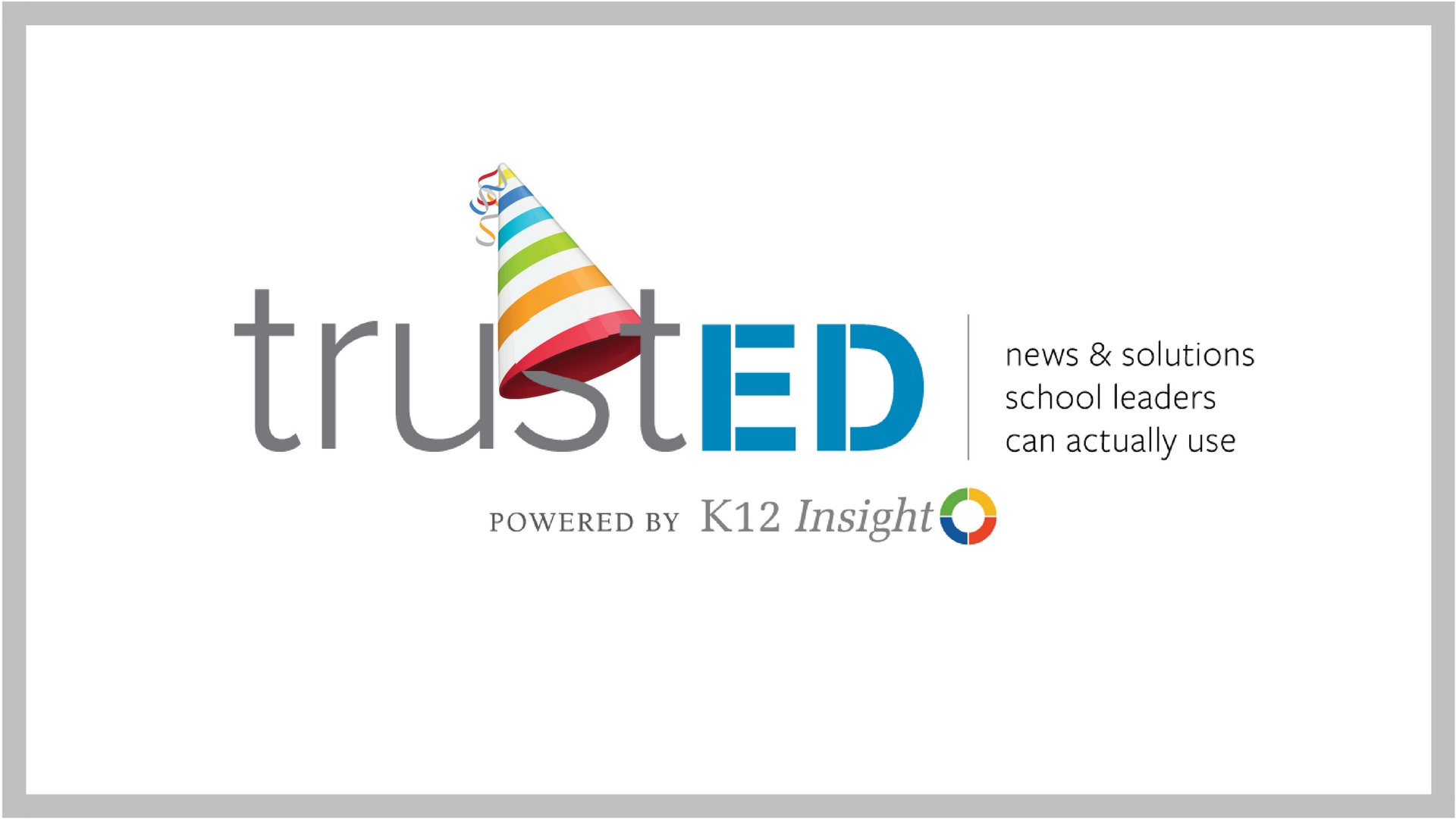 school leadership TrustED turns 1