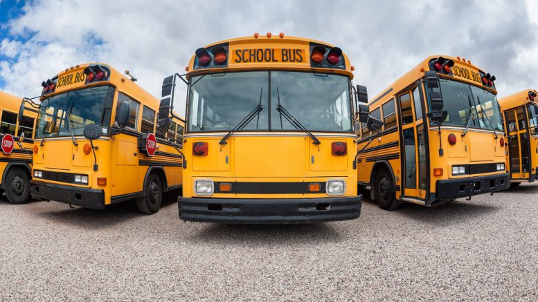back-to-school buses