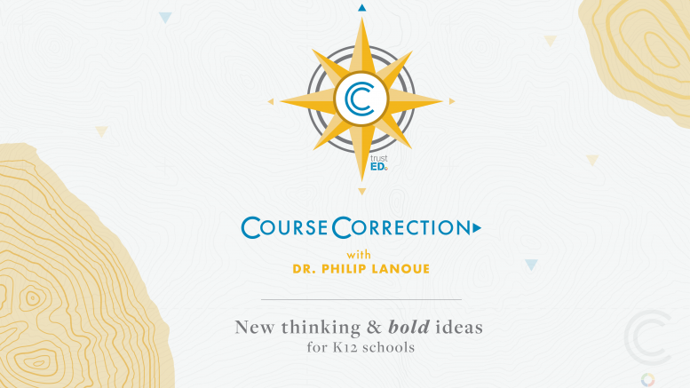 course correction 21st century skills