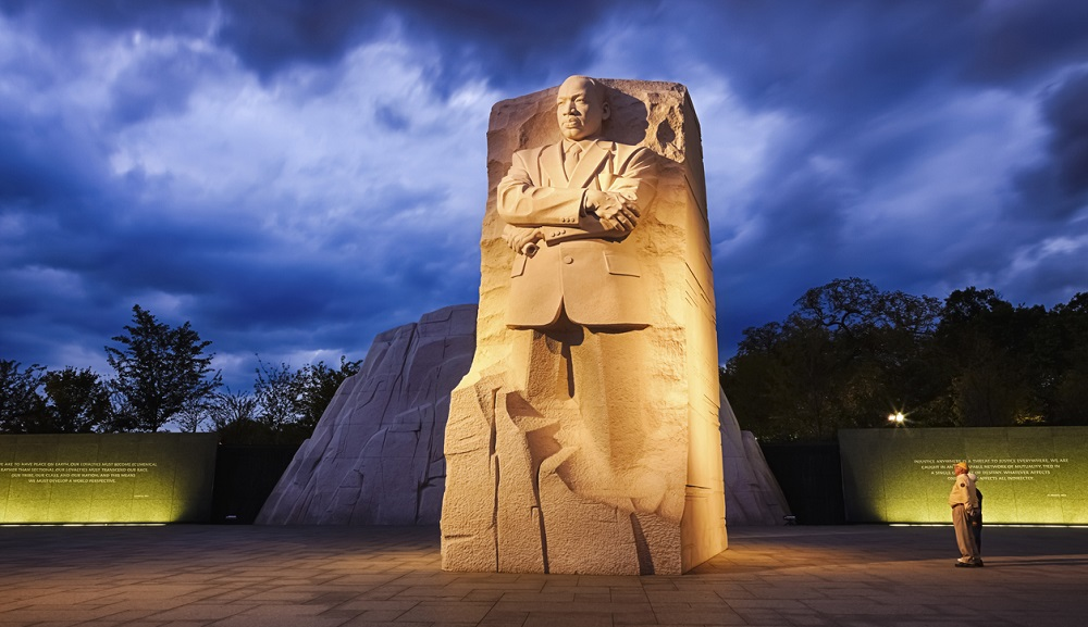Dr. Martin Luther King, Jr: Champion of education