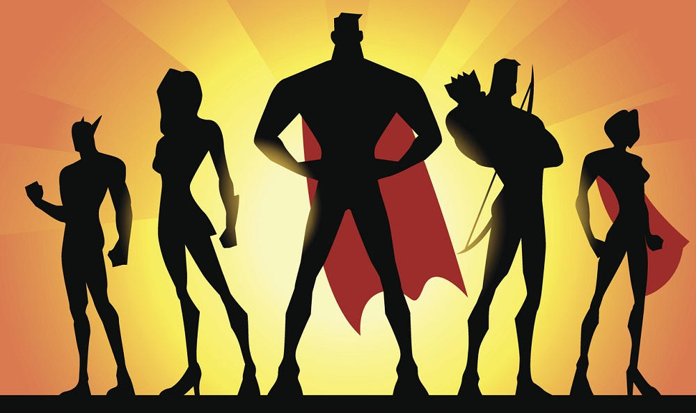 The new PD: Training school customer service superheroes