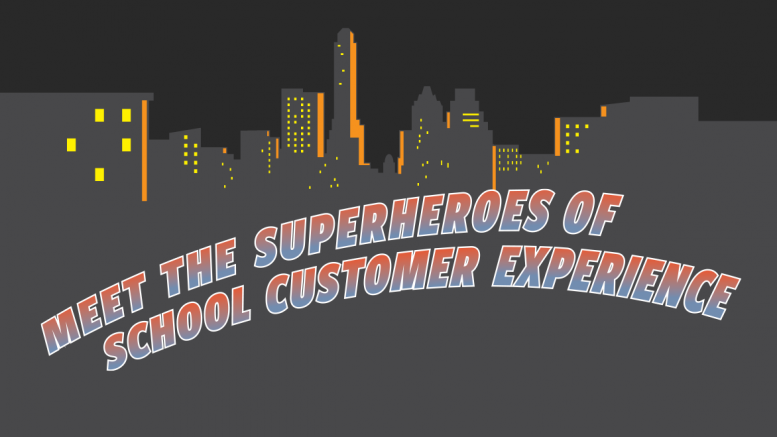 school customer experience header