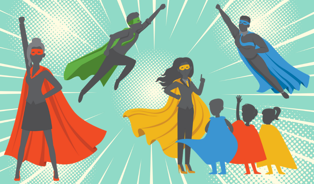 Congratulations to the newest Cx SUPERheroes!