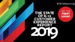 State of K-12 Customer Experience Report