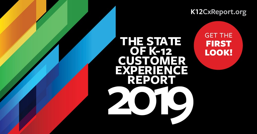Introducing the first-ever State of K-12 Customer Experience Report