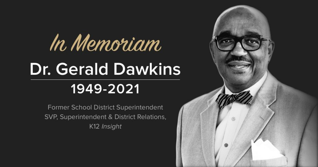 Celebrating the life and work of Dr. Gerald Dawkins