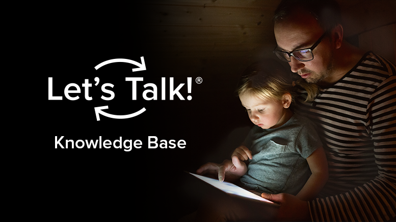Simplify your school FAQs with Let's Talk! Knowledge Base